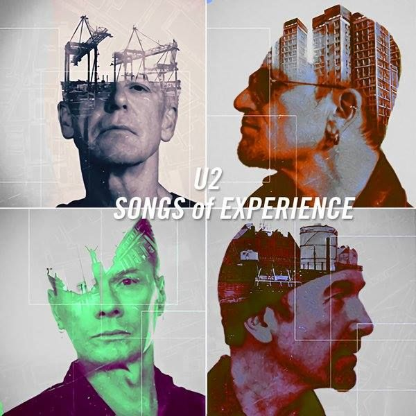"Neues Album ""Songs of Experience"" von U2"